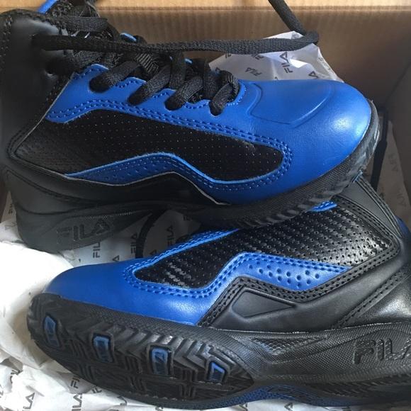 75472bf4eee6 Kids Fila Basketball Shoes